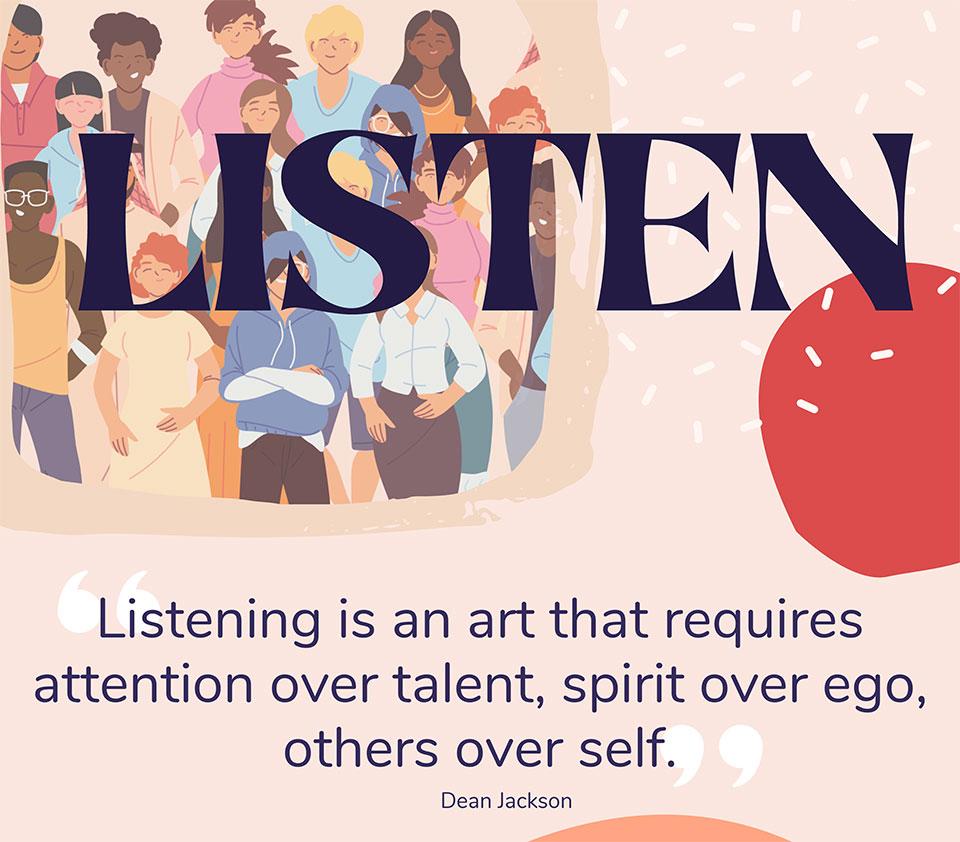 Listening Day